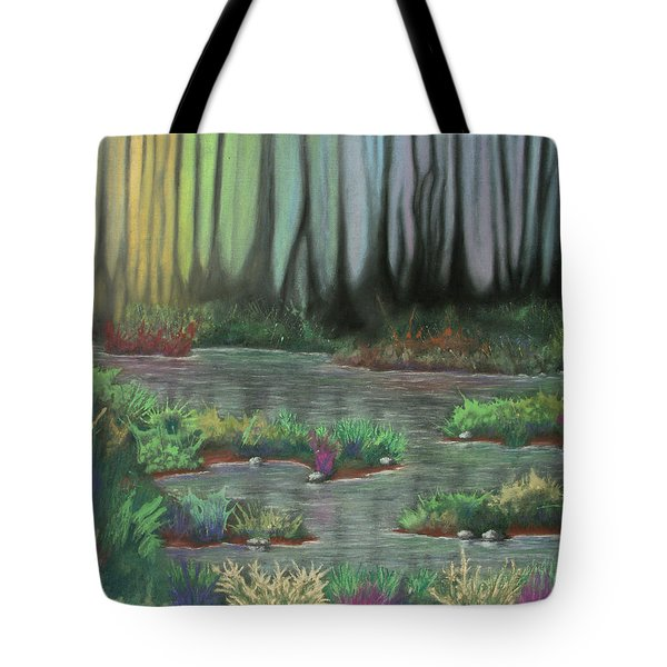 Swamp Things 01 Tote Bag