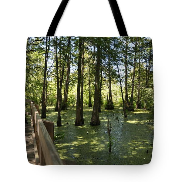 Swamps Tote Bag