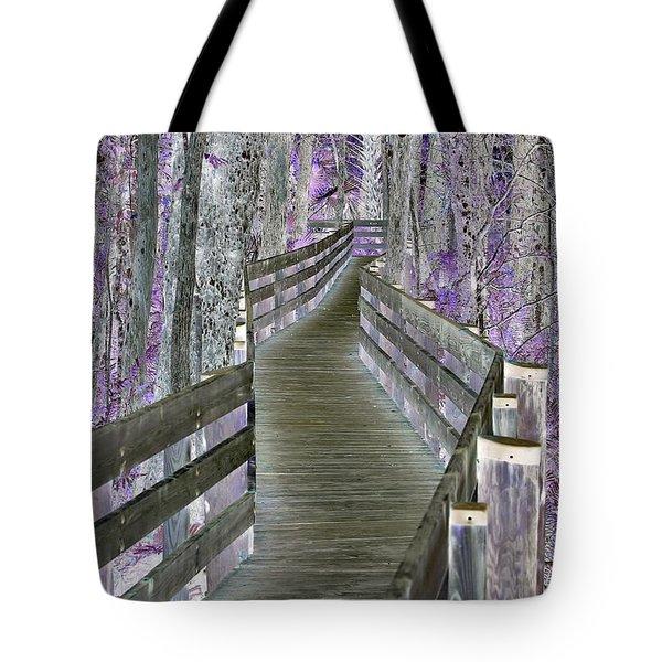 A Clear Path Forward Tote Bag