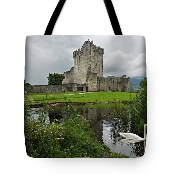 Swan's Lake Tote Bag