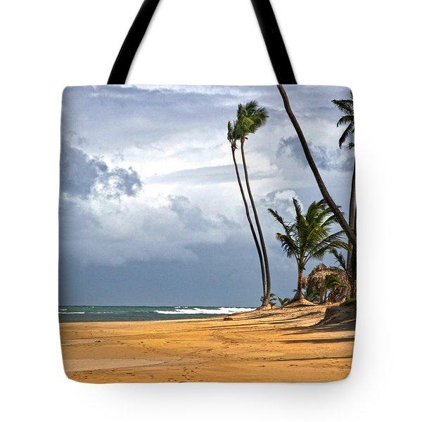 Sway Tote Bag