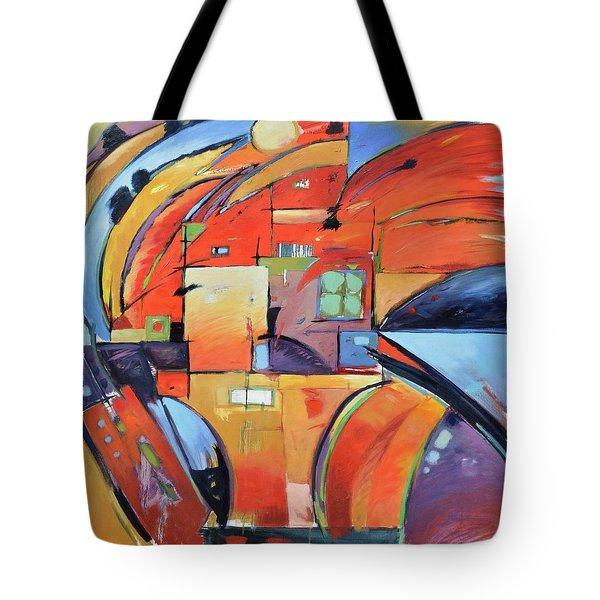 Swaying 2 Tote Bag