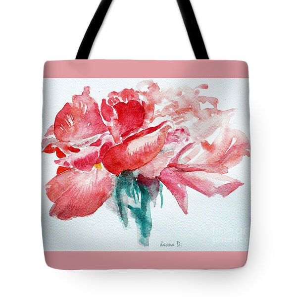 Swaying Tote Bag