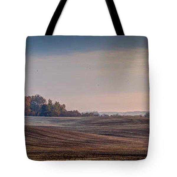 Sweeping Farm Tote Bag