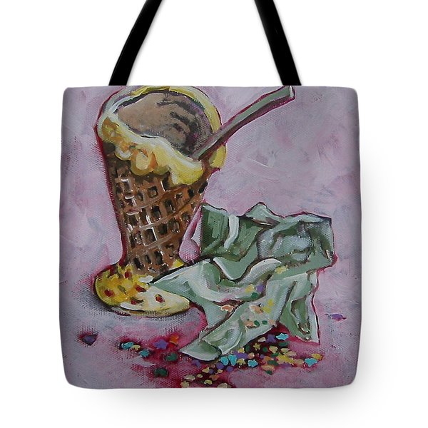 Sweet Afterglow Tote Bag