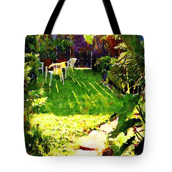 Sweet Afternoon Tote Bag