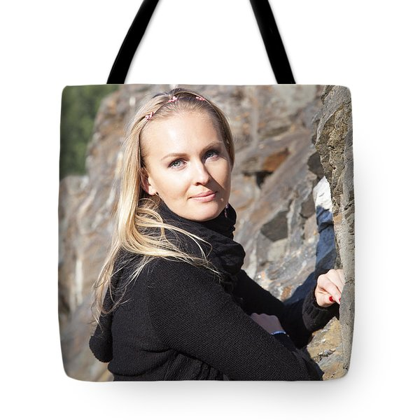 Sweet And Tough Tote Bag