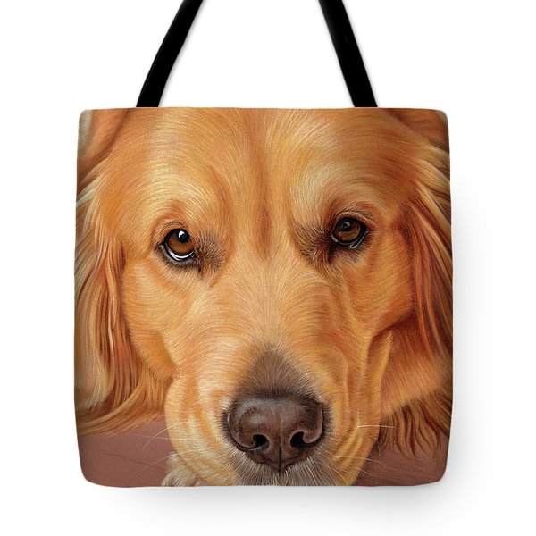 Tote Bag featuring the mixed media Sweet As Honey by Donna Mulley