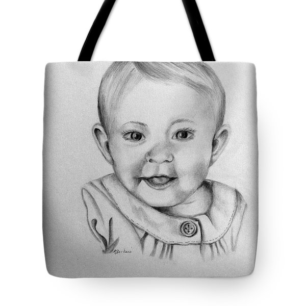 Sweet Baby Tote Bag