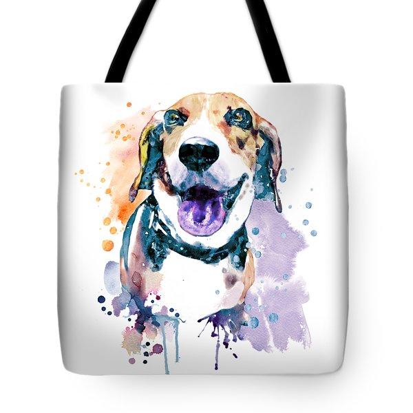 Sweet Beagle Tote Bag