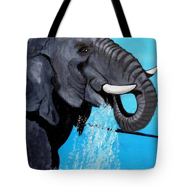 Sweet Beauty Tote Bag