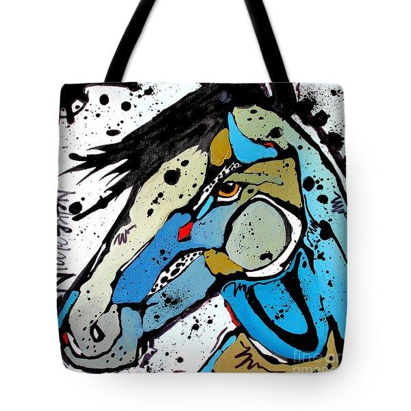 Sweet Blue Tote Bag