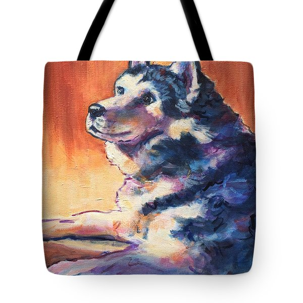 Sweet Boy Tote Bag