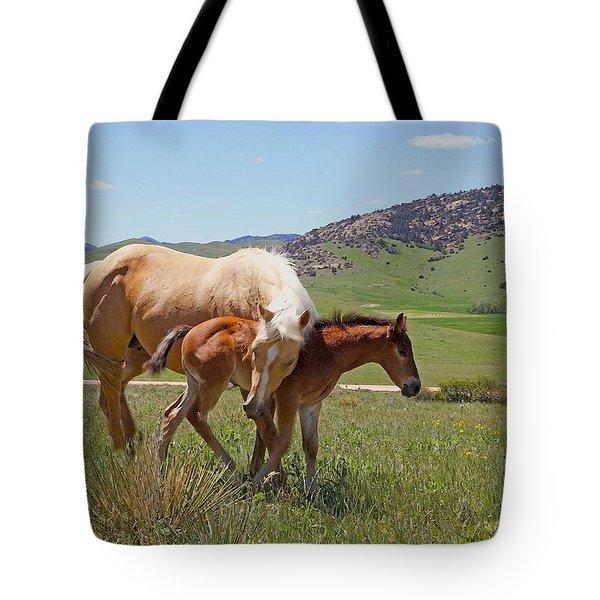 Sweet Comfort Tote Bag