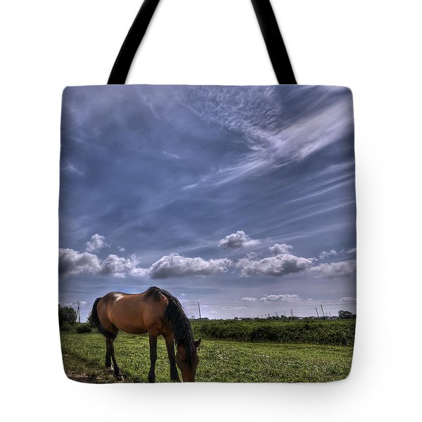 Sweet Country Scents Tote Bag by Evelina Kremsdorf