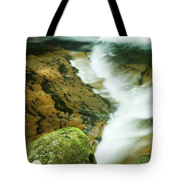 Sweet Creek Tote Bag