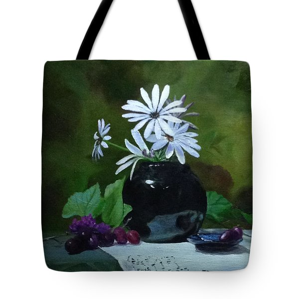 Sweet Daisies Tote Bag
