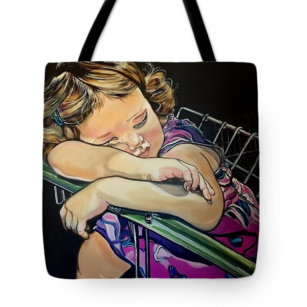 Sweet Dreams, Geo Tote Bag