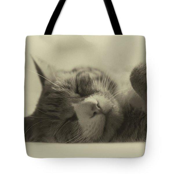 Sweet Dreams Tote Bag by Nicki McManus