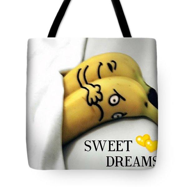 Sweet Dreams Tote Bag by Sheila Mcdonald