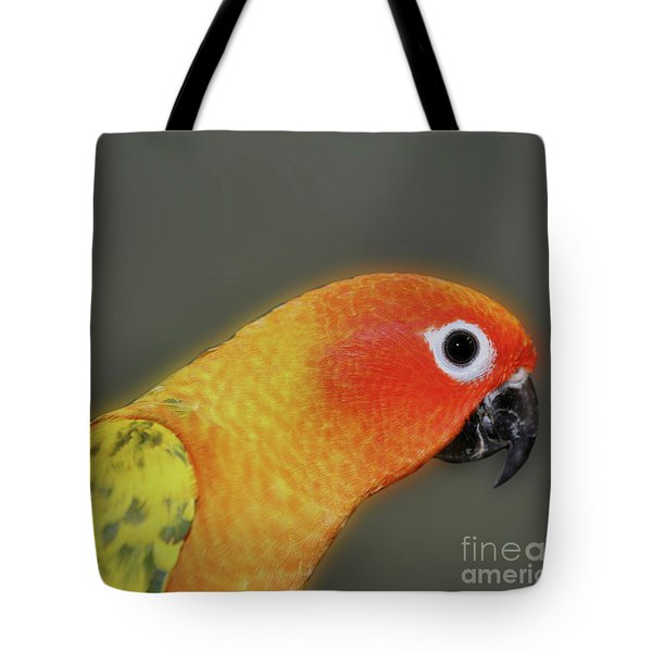 Sweet Face Tote Bag