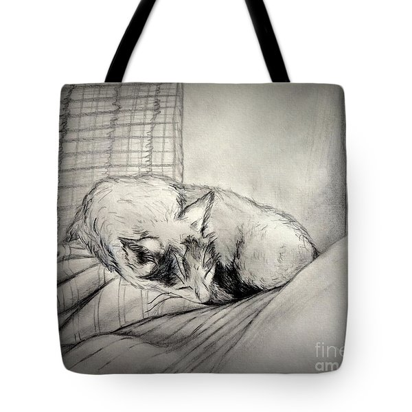 Sweet Flakey Tote Bag