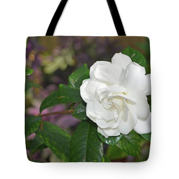 Sweet Gardenia Tote Bag