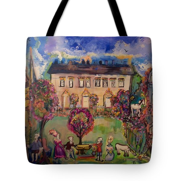 Sweet Georgian Revisited  Tote Bag
