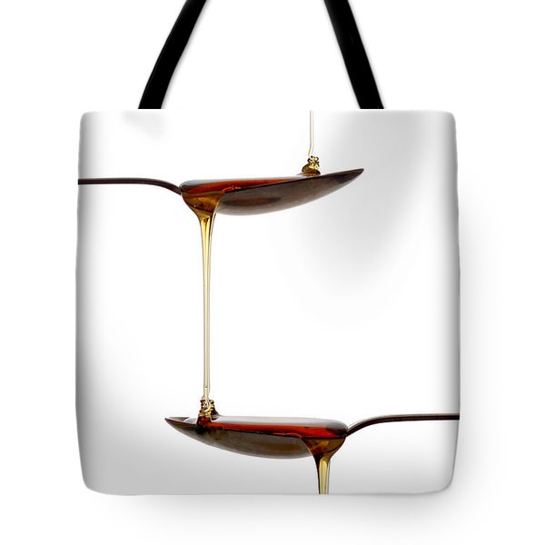 Tote Bag featuring the photograph Sweet by Gert Lavsen