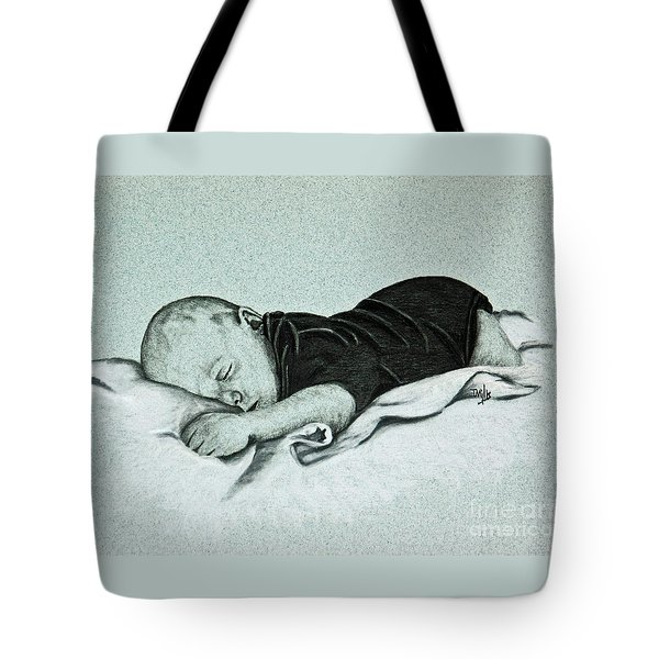 Sweet Innocence Tote Bag