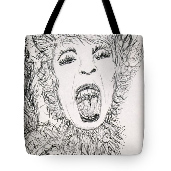 Sweet Kitty Tote Bag