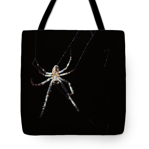 Sweet Lady Guarding Shed Tote Bag