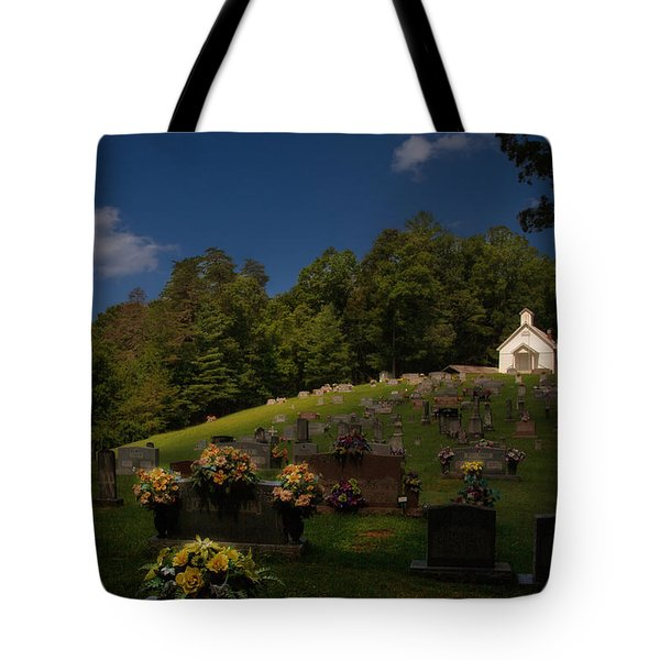 Sweet Little Church Tote Bag