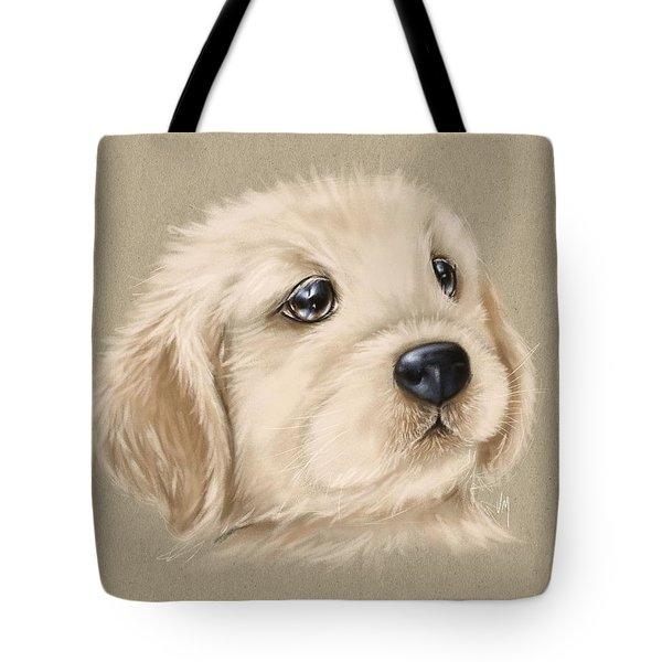 Sweet Little Dog Tote Bag