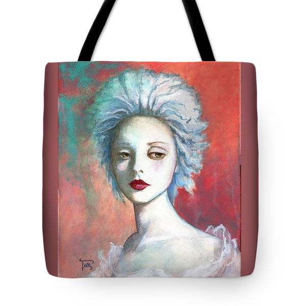 Sweet Love Remembered Tote Bag by Terry Webb Harshman