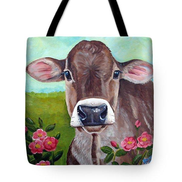 Sweet Matilda Tote Bag