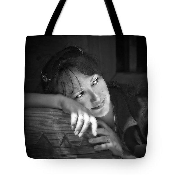Sweet Memories Tote Bag