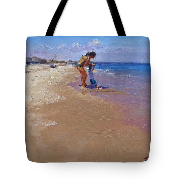 Tote Bag featuring the painting Sweet Memories by Laura Lee Zanghetti