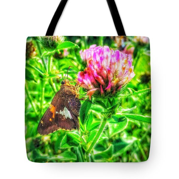 Sweet Nectar  Tote Bag by Jame Hayes