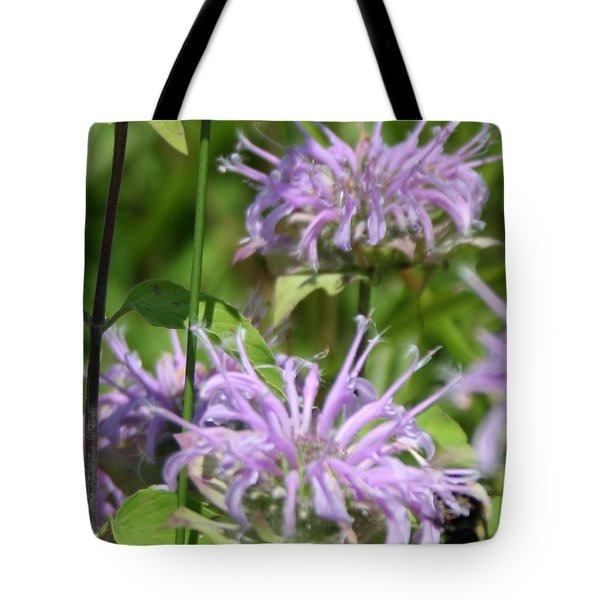 Sweet Nectar Tote Bag by Rebecca Smith