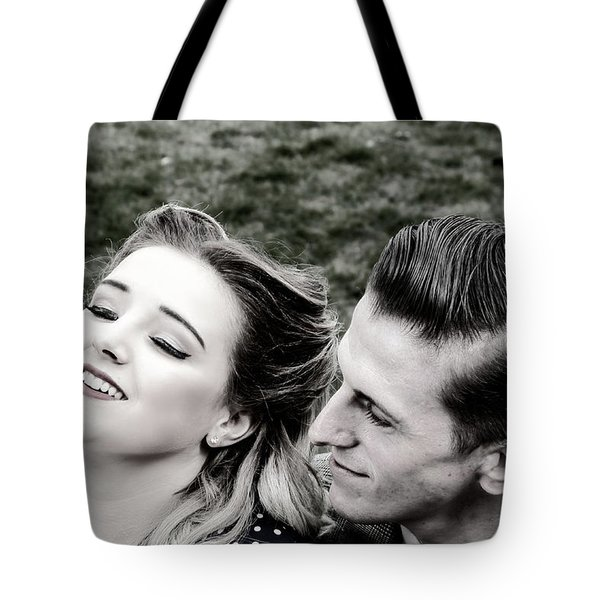 Tote Bag featuring the photograph Sweet Nothings by Ian Thompson