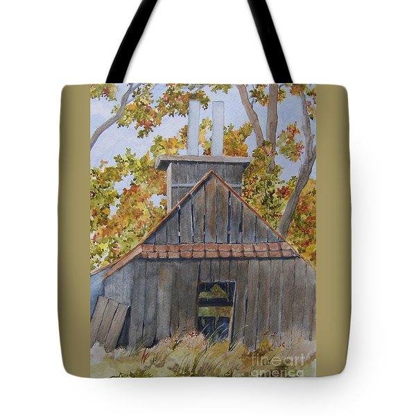 Sweet Old Vermont Tote Bag by Jackie Mueller-Jones