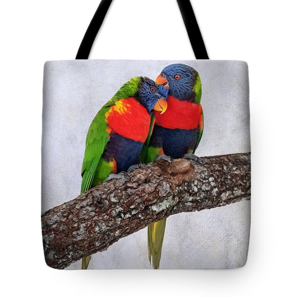 Sweet Pair Tote Bag