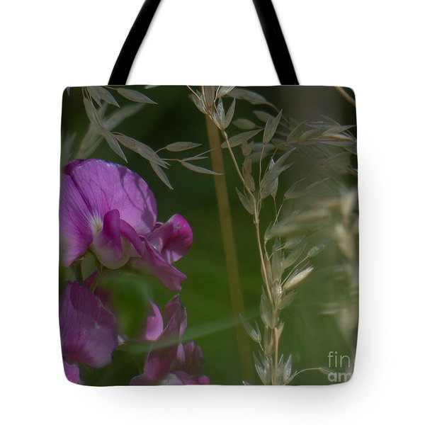 Sweet Pea 1 Tote Bag