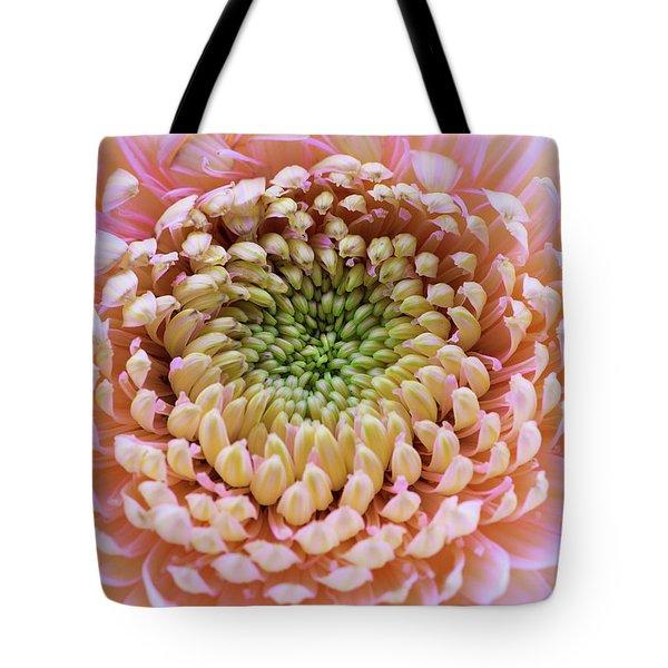Sweet Pink Gerber Tote Bag