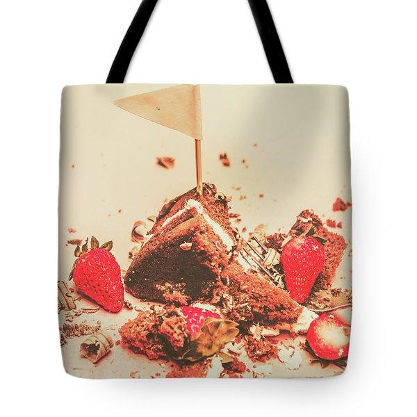 Sweet Revenge Tote Bag