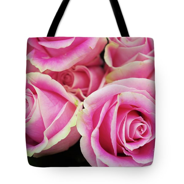Sweet Rose For All The Lovely Ladies Who Comment On My Work Tote Bag