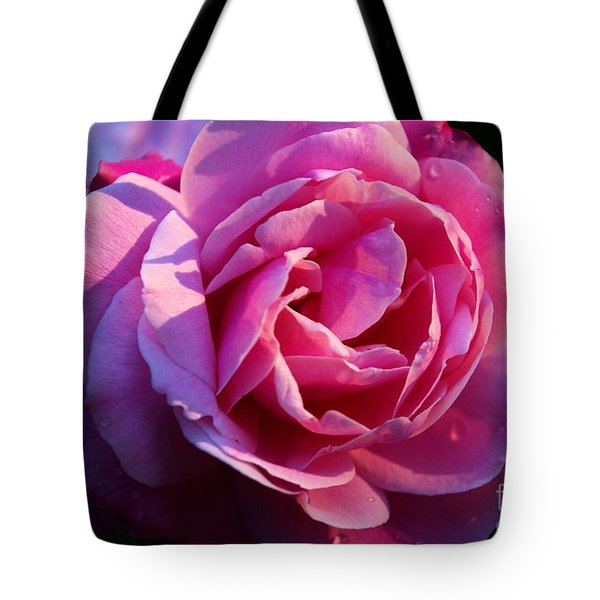 Sweet Rose Tote Bag