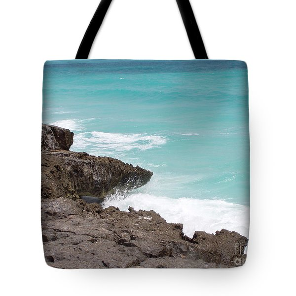 Sweet Saltyness Tote Bag by Amanda Barcon