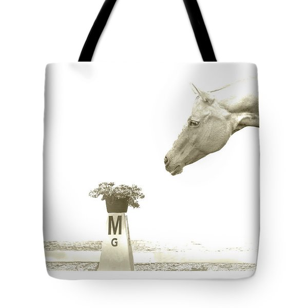 Sweet Scent Of Days Gone By Tote Bag